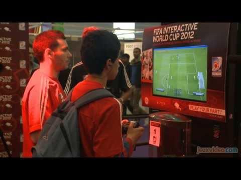 REPORTAGES - FIFA 12 - Finale France de la Coupe du Monde FIFA 12 - Jeuxvideo.com