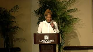 2018 Marquette M Club Hall of Fame Speech - Angel Robinson