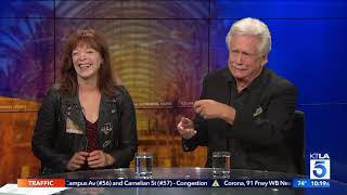 Frances Fisher & Bruce Davison on the Comedic Play