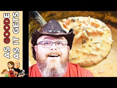 Crock Pot Low Carb Pizza Soup