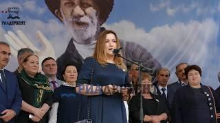 Супруга Сулеймана Керимова о поэте Сулеймане Стальском