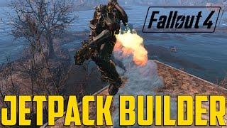 Fallout 4 - Jetpack Builder