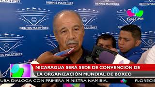 Nicaragua será sede de convección de la organización mundial de boxeo
