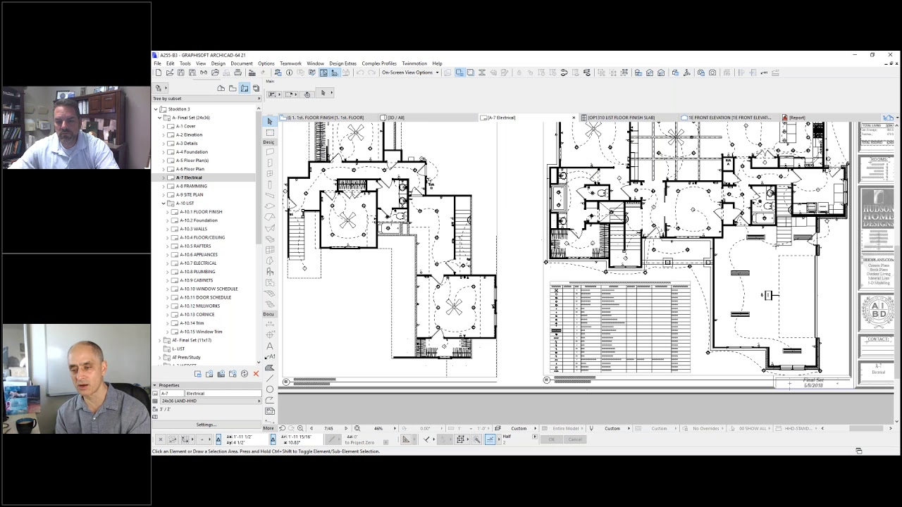ARCHICAD USER Training Webinar - May 2018 - Chip Hudson - Dialing in The  ARCHICAD Template