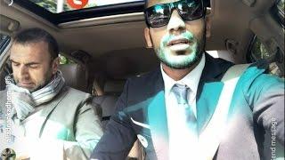 هوسات علي عدنان في السيارة مع صديقه