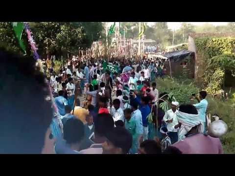 West champaran bihar Muharram 2016