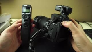 VILTROX JY-710 обзор. Внешний беспроводной пульт управления Canon 80D для таймлапсов/серийной съемки(, 2017-04-14T19:00:01.000Z)