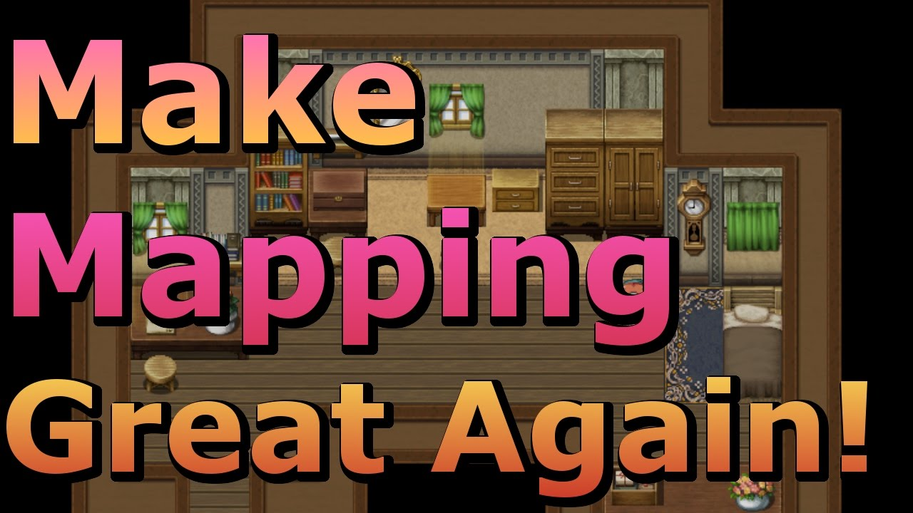 RPG Maker MV Tutorial: 3 Tips For Making A Great Looking Bedroom   YouTube
