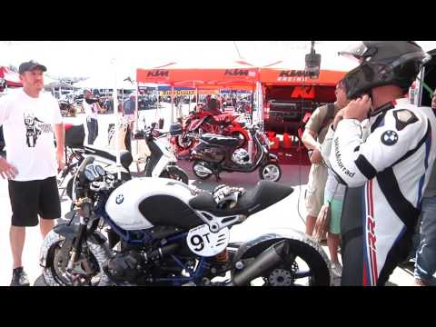 Barber Vintage Festival with Nate Kern of BMW Motorrad USA