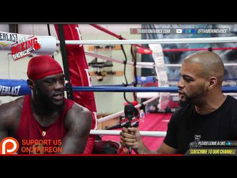 Thumbnail: Deontay Wilder Breaks Down Why Anthony Joshua vs. Deontay Wilder Happens in 2018