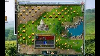 GDPC: Die Siedler II 2 Veni Vidi Vici auf Windows XP + Vista + 7 + 8 spielen mit DOSBox The Settlers