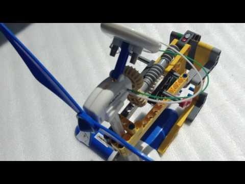 Solar/Wind energy and Lego