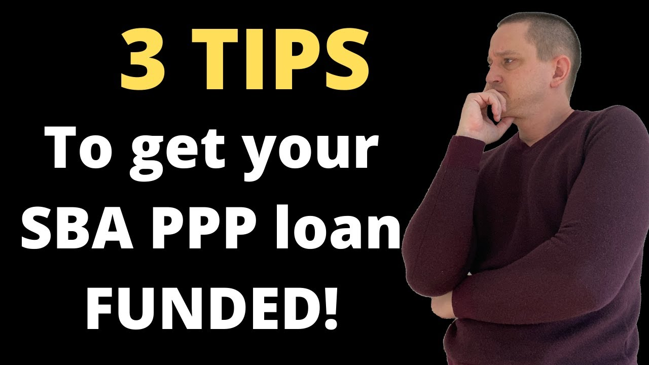 SBA PPP Loan Application: How to get FUNDED in the 2nd ...