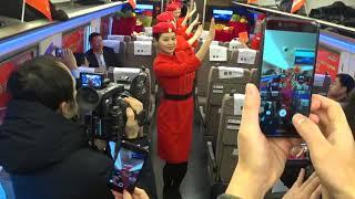 《濟青高鐵開通首發列車紀念片》