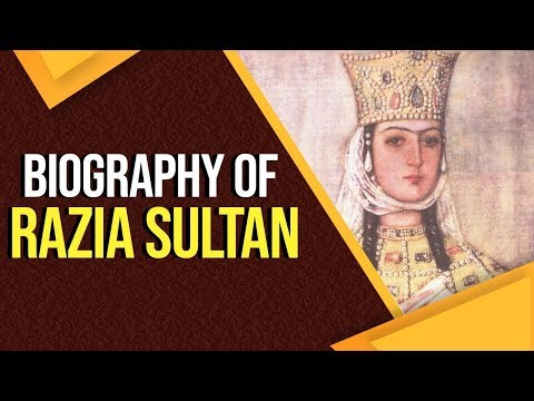 Download Biography of Razia Sultan, Know all about the 1st and only female ever to rule the Delhi Sultanate