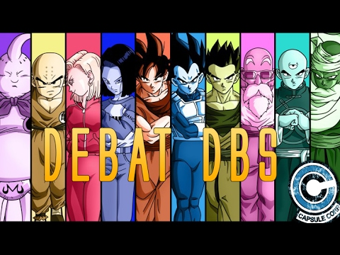 LIVE DEBAT DBS + GAMEPLAY DOKKAN BATTLE