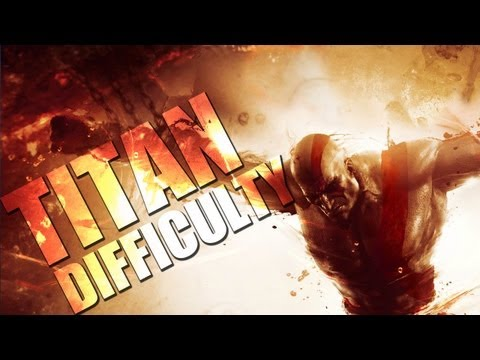 God of War: Ascension - Titan Difficulty - Trial of Archimedes