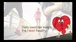 Healthy lifestyle choices for a heart (webinar)