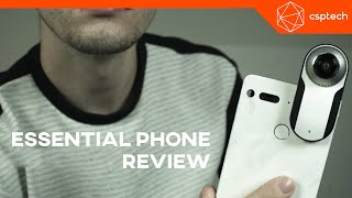 Essential Phone - July 2018 Review