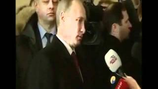 Putin wins presidential elections - March 04 2012