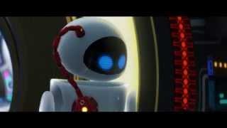 мультфильм Disney - БЁрн-И | Короткометражки Студии PIXAR [том2] | мультик про робота | Валли и Ева