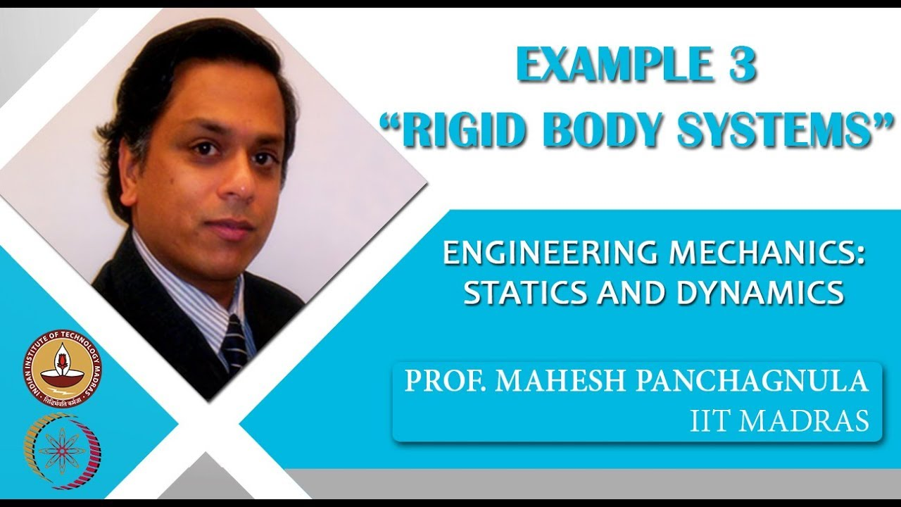 Example 3 - Rigid Body Systems