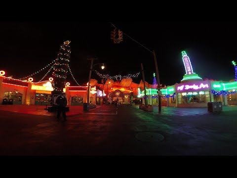Disney's California Adventure Park Walk Through Part 1