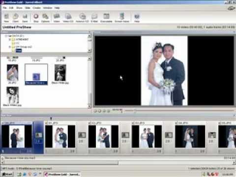 Lớp xử lý ảnh-Tạo phim VCD từ ảnh KTS http://HocPhotoshop.Com