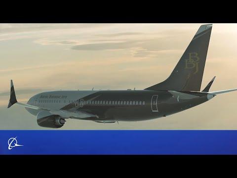 Boeing Business Jets 737 Interior Concept by Massari Design