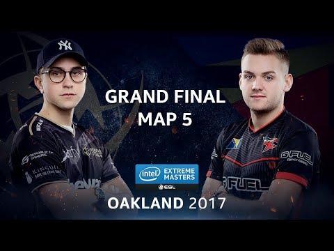 Ninjas in Pyjamas vs FaZe - IEM XII Oakland G5