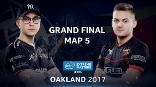 CS:GO - NiP vs. FaZe [Cache] Map 5 - GRAND FINAL - IEM Oakland 2017