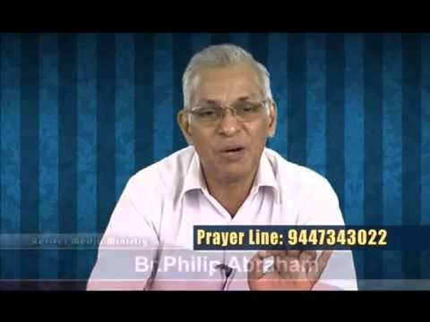 Pr  Philip Abraham   Thinmayodu Tholkathe Nanmayal Thinmaye Jayikkuka