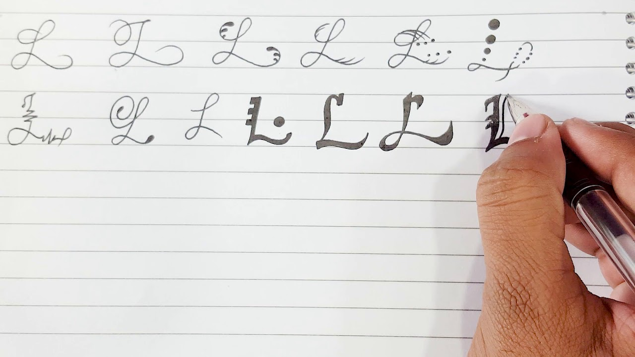 Different Ways To Sign A Letter from i.ytimg.com