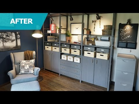 Man Cave Ideas – IKEA Home Tour (Episode 214)
