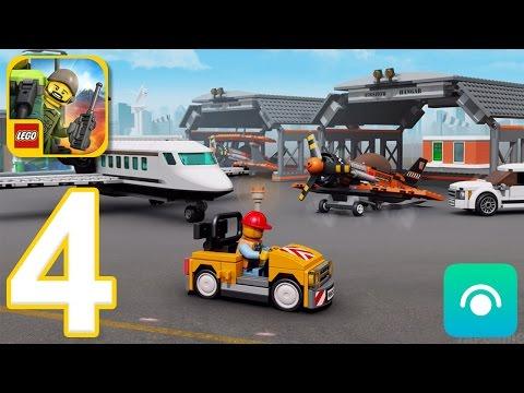 LEGO City My City 2 - Gameplay Walkthrough Part 4 - Airport (iOS)