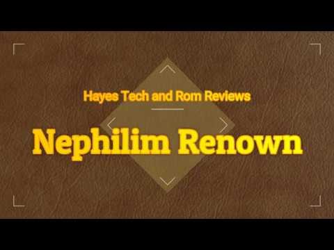 Nephilim Renown By Frankie T