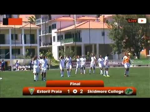 Futebol Feminino | Estoril Praia (POR) 1 - 2 Skidmore College (USA) - Live