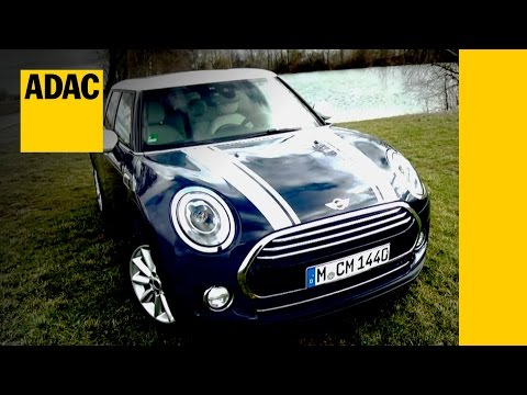 Mini Cooper Clubman Im Test Autotest 2016 Adac Youtube
