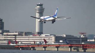 Various Aircraft at Tokyo International Airport (Haneda) Part5