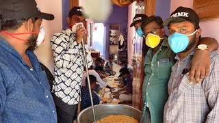 Exclusive Video Series : TMMK & MMK Free Food Distribution to Needy People's of Pernambut (500 Pack)