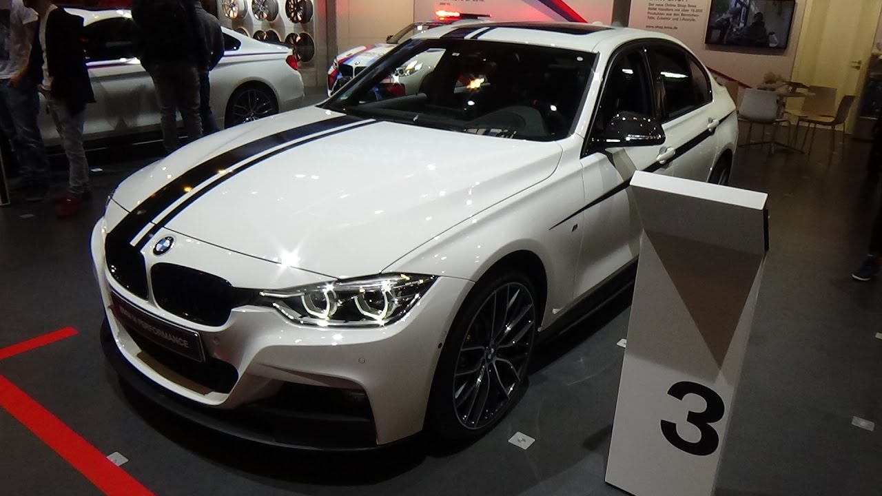 2017 bmw 330d xdrive limousine performance exterior and interior essen motor show 2016 youtube. Black Bedroom Furniture Sets. Home Design Ideas