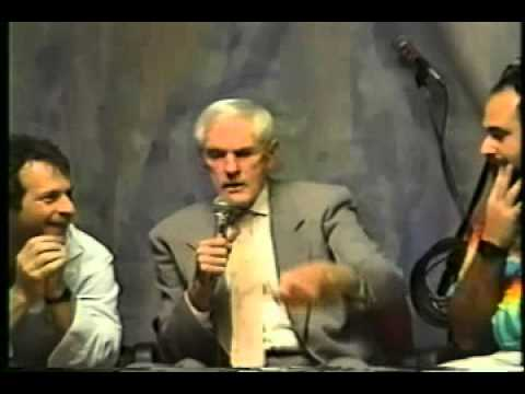Terence McKenna Video Archive - #7 (Part 1): Lecture in Maryland w/Leary, Dass, and McKenna (1990)