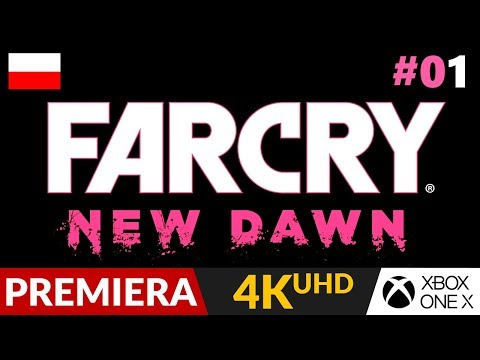 Far Cry: New Dawn PL 🔥 #1 (odc.1) 🌺  Gameplay po polsku w 4K thumbnail