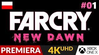 Far Cry: New Dawn PL  #1 (odc.1)   Gameplay po polsku w 4K