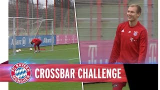 Müller, Badstuber & Co. bei der Crossbar Challenge