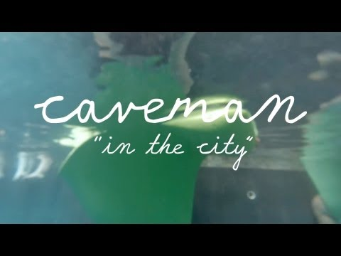 Caveman - In The City (Welcome Campers)
