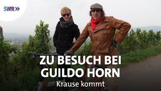 Zu Besuch bei Guildo Horn    Krause kommt