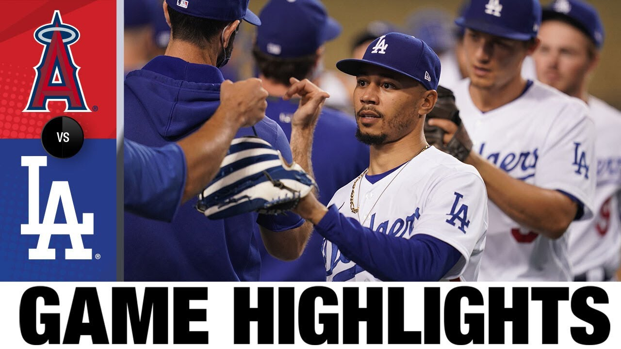 Justin Turner belts two home runs in Dodgers' win | Angels-Dodgers Game Highlights 9/25/20