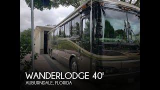 [SOLD] Used 2001 Wanderlodge M40 LX Slide in Aurbandale, Florida