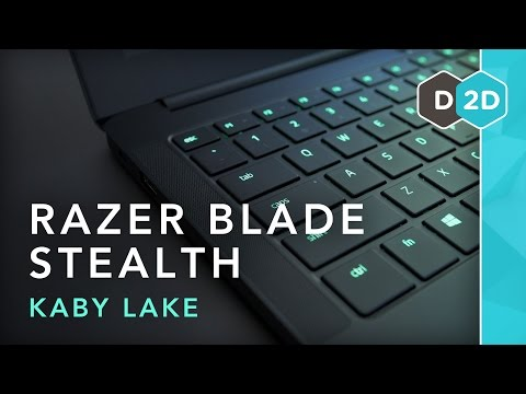 New Razer Blade Stealth Review (Kaby Lake) - Is it Much Bett